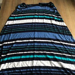 EUC Merona XXL maxi skirt